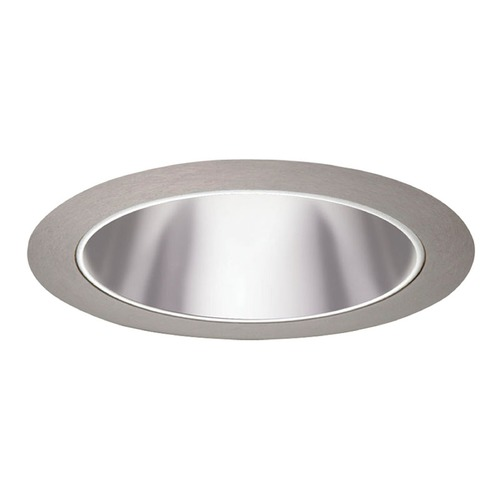 Juno Lighting Group Pewter Tapered Cone for 6-Inch Recessed Housings 27 PTSC