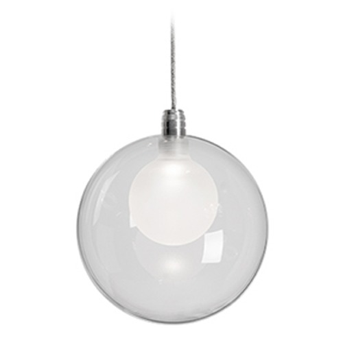 Kuzco Lighting Kuzco Chrome LED Mini-Pendant PD3106