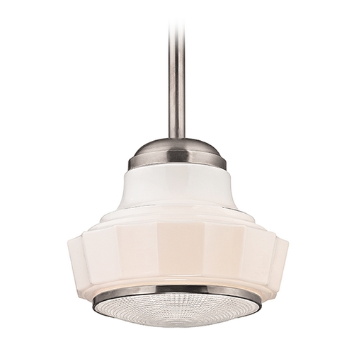 Hudson Valley Lighting Hudson Valley Lighting Odessa Satin Nickel Mini-Pendant Light 3809-SN