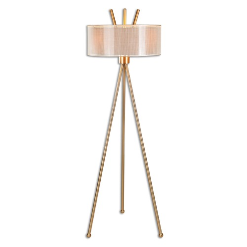 Uttermost Lighting Uttermost Karita Tripod Floor Lamp 28890-1
