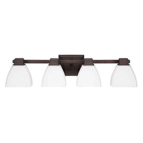 Capital Lighting Capital Lighting Burnished Bronze Bathroom Light 8514BB-216