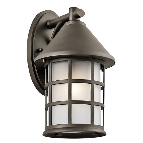 Kichler Lighting Kichler Lighting Town Light Outdoor Wall Light 49619OZ