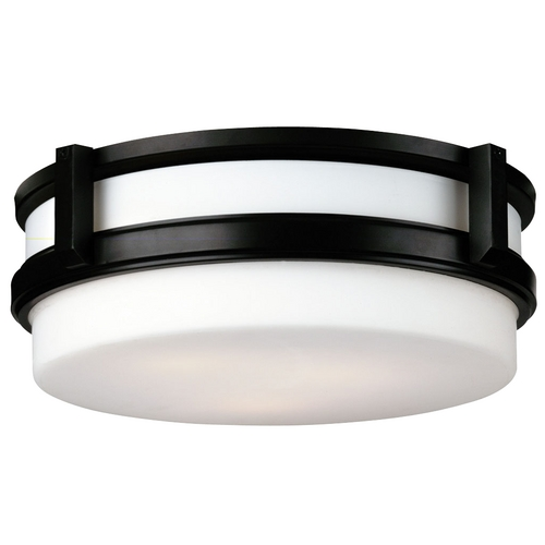 Philips Lighting Three-Light Flushmount Ceiling Light F611133