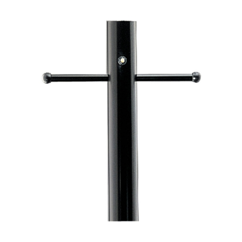 Progress Lighting Progress Post in Black Finish with Photocell P5391-31PC