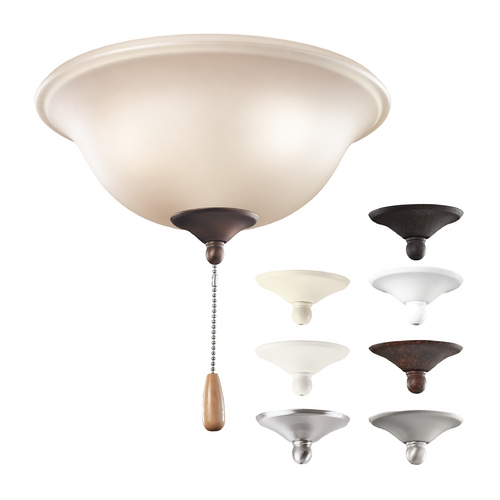 Kichler Lighting Kichler Lighting Umber Etched Light Kit 338508MUL