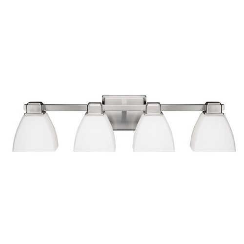 Capital Lighting Capital Lighting Brushed Nickel Bathroom Light 8514BN-216