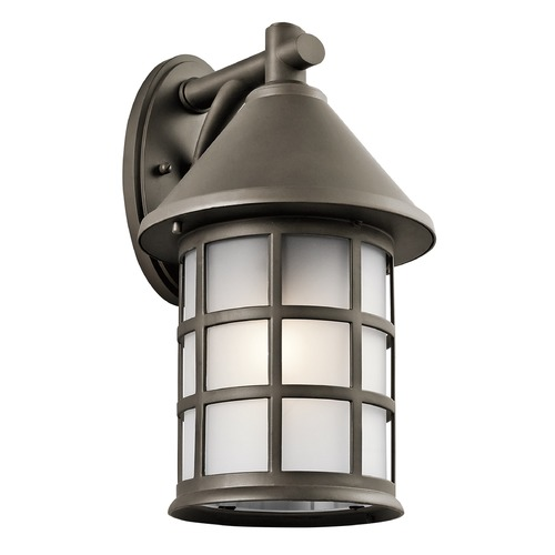 Kichler Lighting Kichler Lighting Town Light Outdoor Wall Light 49620OZ