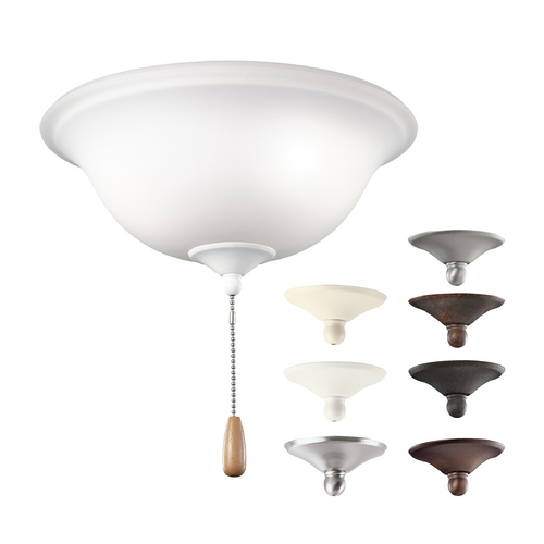 Kichler Lighting Kichler Lighting Opal Etched Light Kit 338509MUL