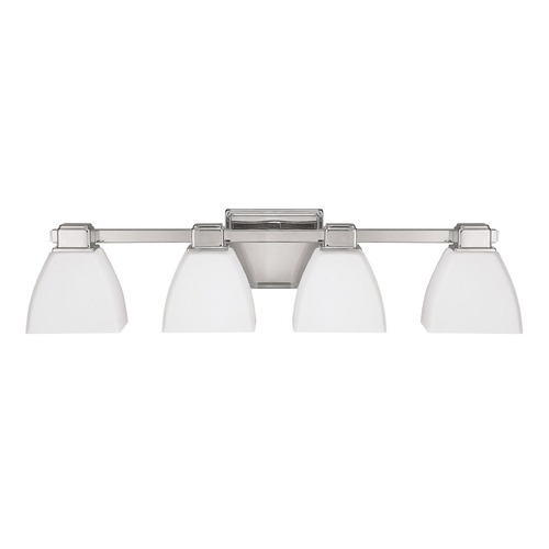Capital Lighting Capital Lighting Polished Nickel Bathroom Light 8514PN-216