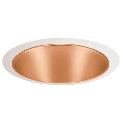 Juno Lighting Group Wheat Haze Tapered Cone for 6-Inch Recessed Housings 27 WHZWH