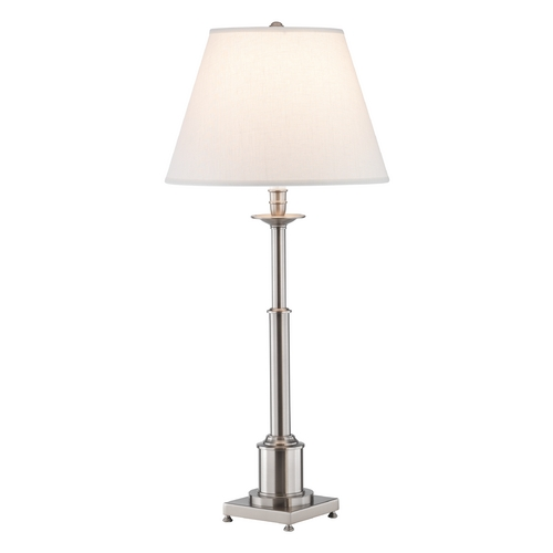 Robert Abbey Lighting Robert Abbey Kinetic Linen Shade Table Lamp B1503ALT