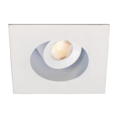 WAC Lighting Wac Lighting White LED Recessed Light HR-LED272R-35-WT