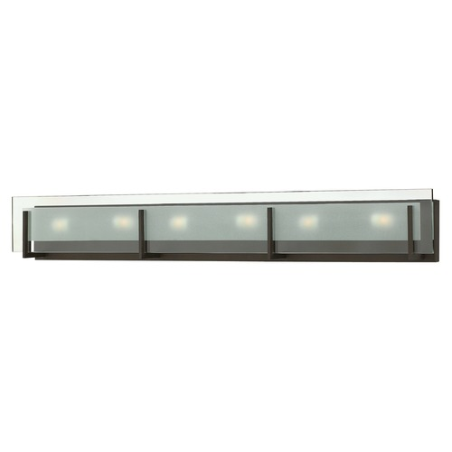 Hinkley Lighting Hinkley Lighting Latitude Oil Rubbed Bronze LED Bathroom Light 5656OZ-LED