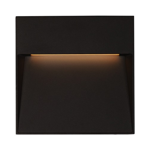 Kuzco Lighting Modern Black LED Outdoor Wall Light 3000K 794LM EW71311-BK