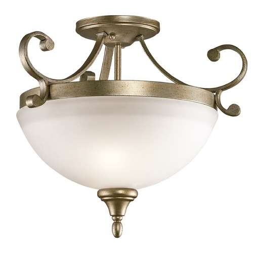 Kichler Lighting Kichler Lighting Monroe Semi-Flushmount Light 43169SGD