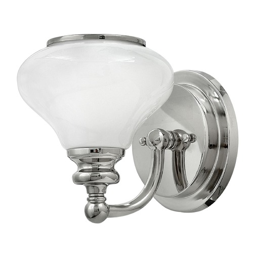 Hinkley Lighting Hinkley Lighting Ainsley Polished Nickel Sconce 56550PN