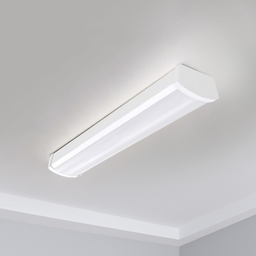 Nuvo Lighting 4 Foot LED Wrap for Surface Mount Ceiling 3000K by Nuvo Lighting 65/1084