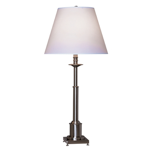 Robert Abbey Lighting Robert Abbey Kinetic Brushed Chrome Table Lamp B1503XXX