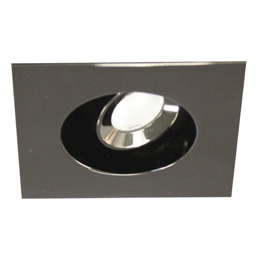 WAC Lighting Wac Lighting Gun Metal LED Recessed Light HR-LED272R-C-GM