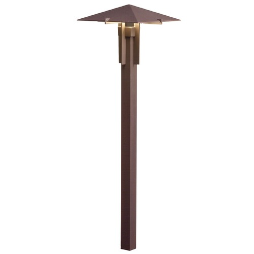 Kichler Lighting Kichler Lighting Textured Architectural Bronze LED Path Light 15803AZT30R