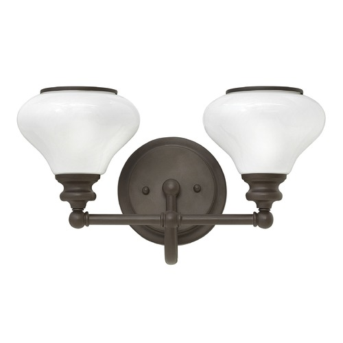 Hinkley Lighting Hinkley Lighting Ainsley Buckeye Bronze Bathroom Light 56552KZ