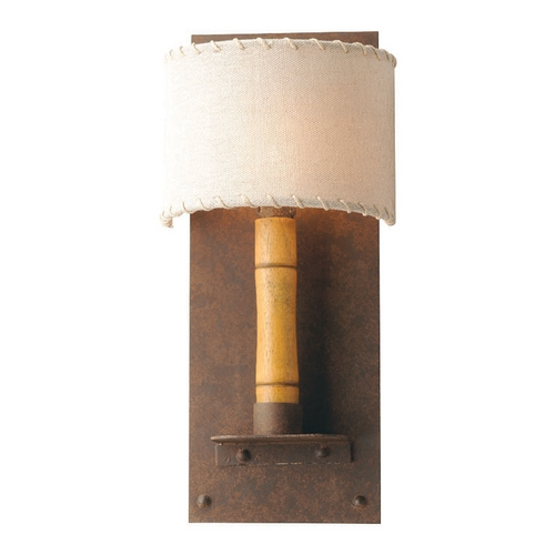 Troy Lighting Troy Lighting Gulf Stream Everglades Rust Sconce B4071