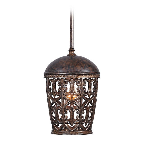 Designers Fountain Lighting Mini-Pendant Light 97530-BU