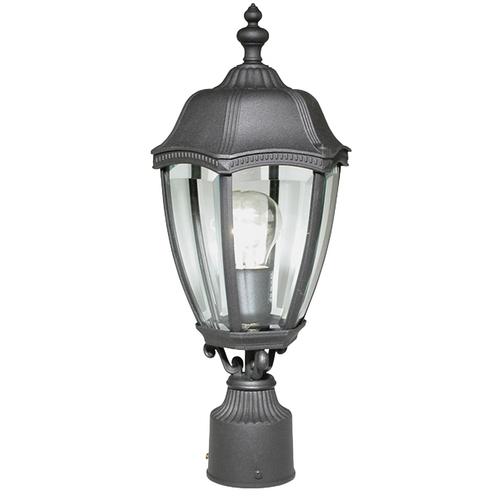 Black 1812Inch Outdoor Post Light 95250