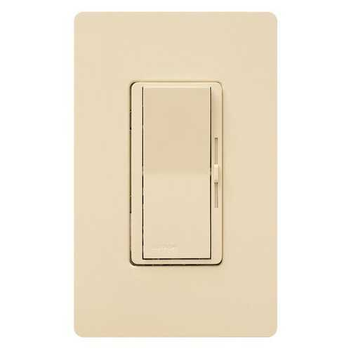 Lutron Dimmer Controls Electronic Low-Voltage Dimmer Switch DVELV-300P-IV