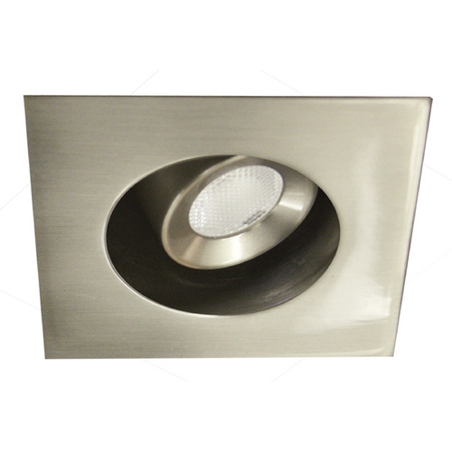 WAC Lighting Wac Lighting Brushed Nickel LED Recessed Light HR-LED272R-W-BN