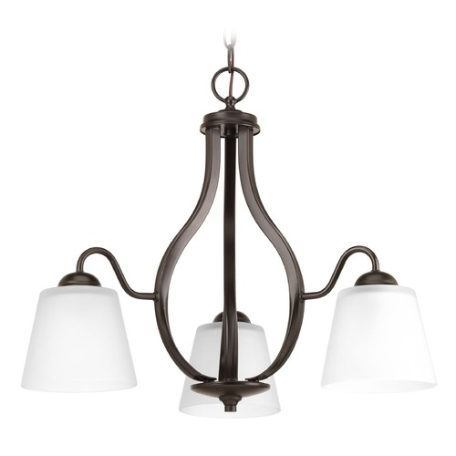 Progress Lighting Progress Lighting Arden Antique Bronze Chandelier P4745-20