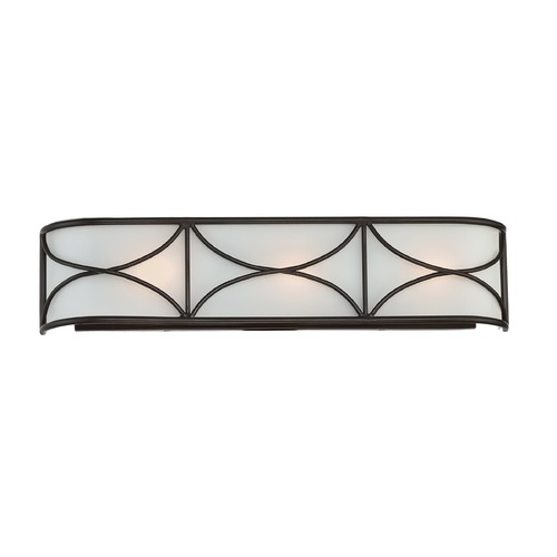 Designers Fountain Lighting Designers Fountain Avara Oil Rubbed Bronze Bathroom Light 88603-ORB