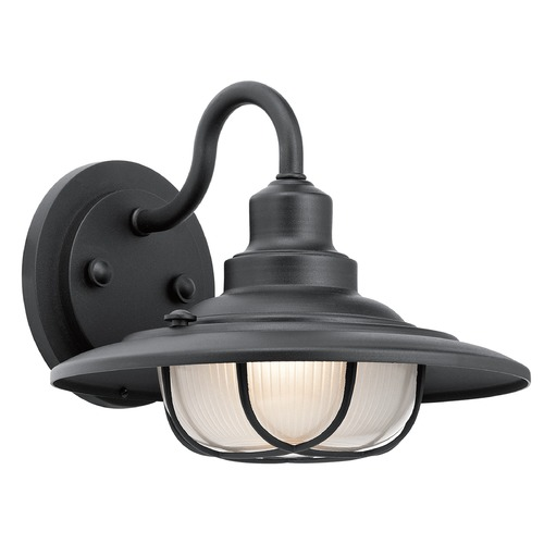 Kichler Lighting Kichler Lighting Harvest Ridge Outdoor Wall Light 49691BKT