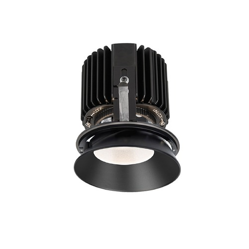 WAC Lighting WAC Lighting Volta Black LED Recessed Trim R4RD1L-N835-BK