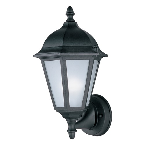 Maxim Lighting Maxim Lighting Westlake LED E26 Black LED Outdoor Wall Light 65102BK