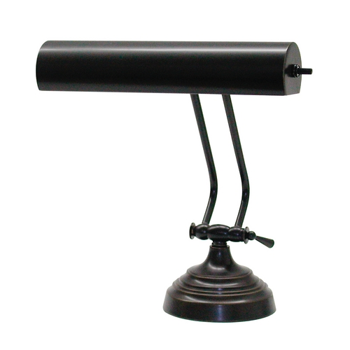 House of Troy Lighting Piano / Banker Lamp in Oil Rubbed Bronze Finish AP10-21-91