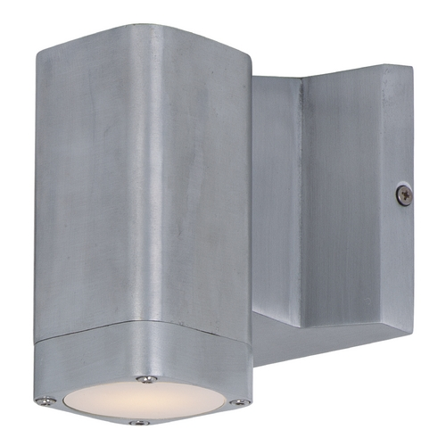 Maxim Lighting Maxim Lighting Lightray Brushed Aluminum LED Sconce 86108AL