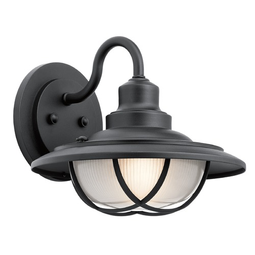 Kichler Lighting Kichler Lighting Harvest Ridge Outdoor Wall Light 49692BKT