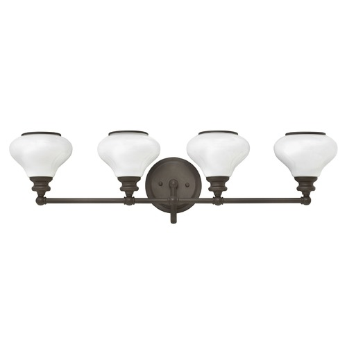 Hinkley Lighting Hinkley Lighting Ainsley Buckeye Bronze Bathroom Light 56554KZ