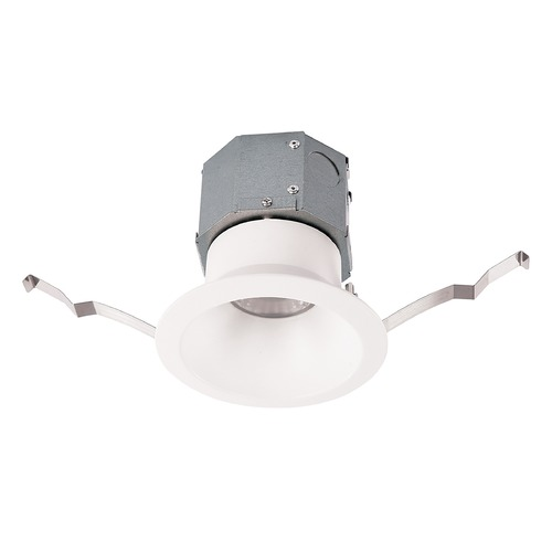 WAC Lighting Wac Lighting Pop-In White LED Recessed Kit R4DRDR-F930-WT