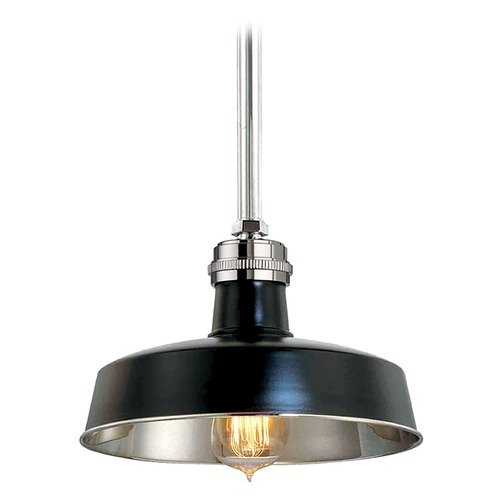 Hudson Valley Lighting Modern Mini-Pendant Light 8610-BPN