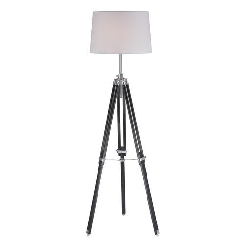 Lite Source Lighting Lite Source Lighting Floor Lamp with Drum Shade LS-81678