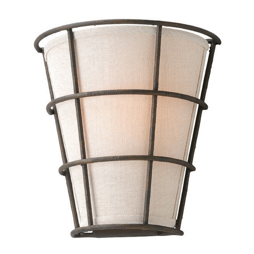 Troy Lighting Troy Lighting Habitat Liberty Rust Sconce B3901