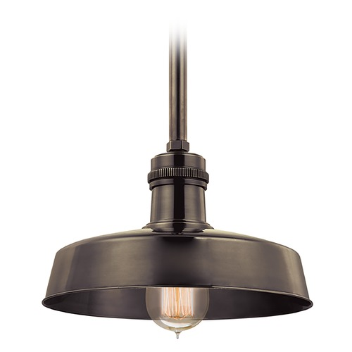 Hudson Valley Lighting Modern Mini-Pendant Light 8610-DB