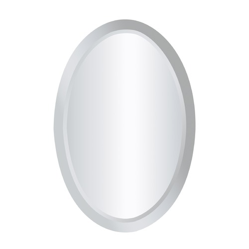 Sterling Lighting Oval .4-Inch Mirror 114-07