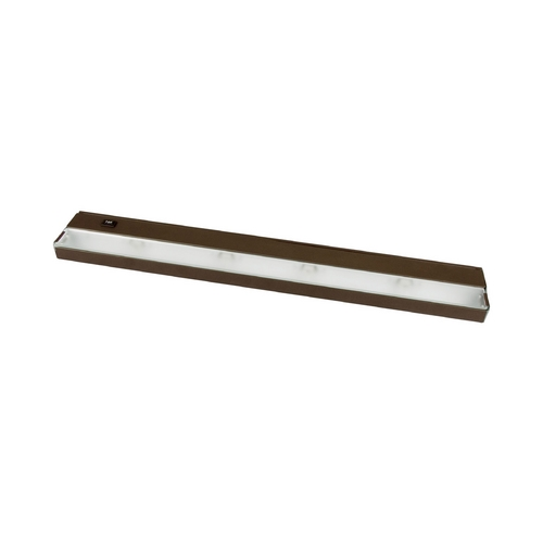 Progress Lighting Progress Lighting Hide-A-Lite Iii Antique Bronze 24-Inch Linear Light P7035-20WB