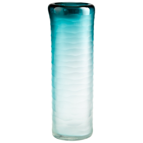 Cyan Design Cyan Design Thelonious Blue / Clear Vase 06695