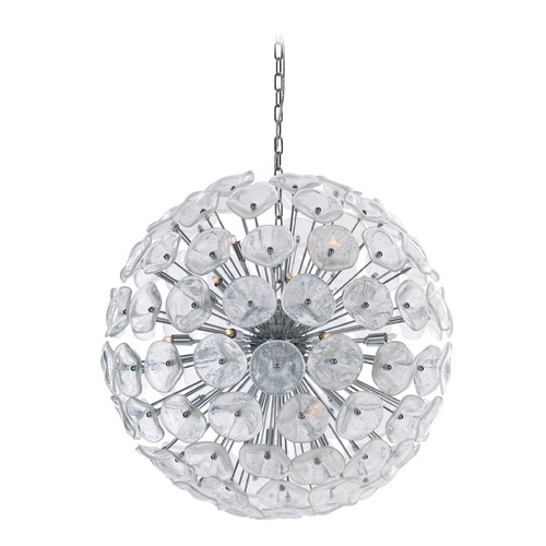 ET2 Lighting Cassini Polished Chrome Pendant Light E22096-28