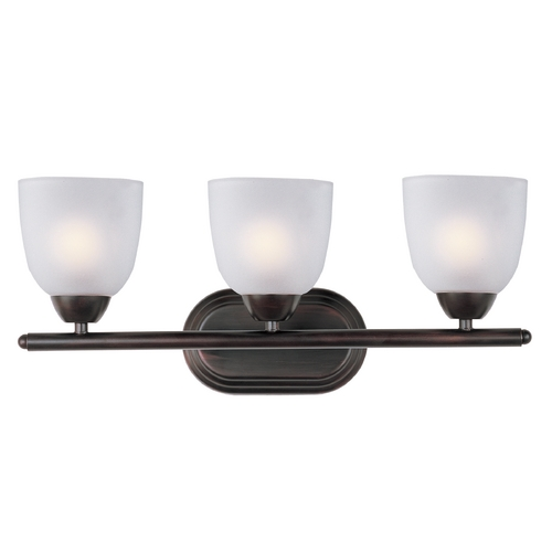 Maxim Lighting Maxim Lighting Axis Oil Rubbed Bronze Bathroom Light 11313FTOI