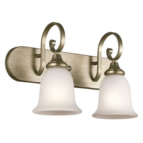 Kichler Lighting Kichler Lighting Monroe Bathroom Light 45054SGD